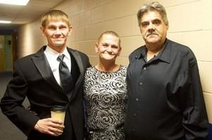 Gordon, Mom& Dad