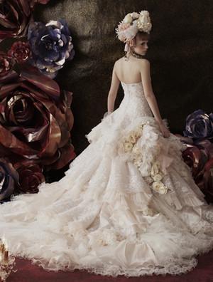 Gorgeous Rose vestido