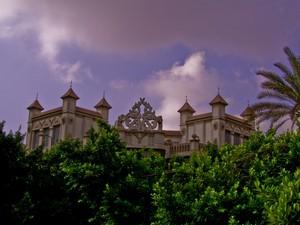 HELIOPOLIS kasteel CAIRO EGYPT