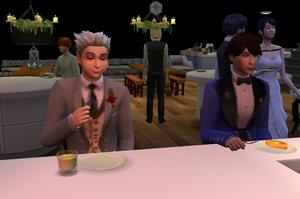 Haikyuu at the Wedding