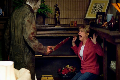 Horror Movie (remakes) Hintergrund called Halloween (2007)