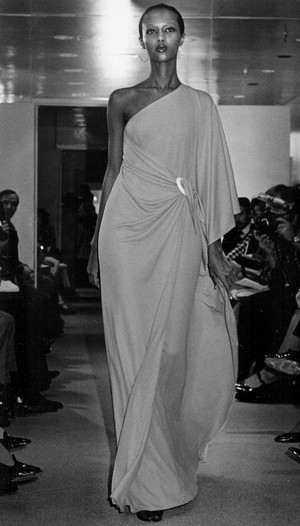 Halston Jersey Dress