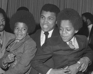 Hanging Out With Muhammad Ali