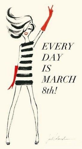 jlhfan624 achtergrond entitled Happy International Women's dag 💄👠💎💐