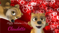 Happy Valentine's day Claudette  - alpha-and-omega photo