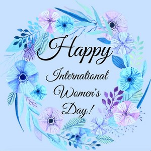 Happy belated womens day my sweet Liana!!🌹💖🌸
