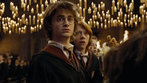 Harry Potter and The Goblet of आग