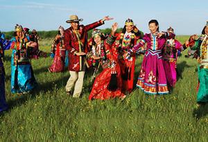 Hulunbuir, Mongolia