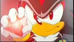 I amor tu Shadow the Hedgehog