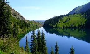 Ile-Alatau National Park, Kazakhstan
