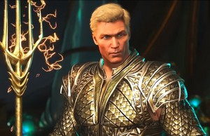 Injustice 2 (Aquaman gear)
