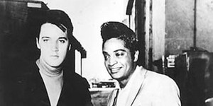 Jackie Wilson And Elvis Presley