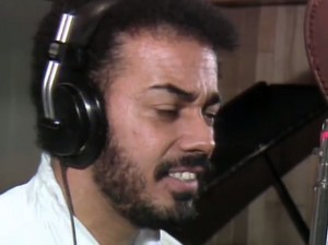James Ingram In The Recording Studio