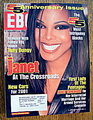 Janet Jackson On The Cover Of Ebony
