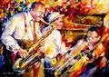 Jazz Trio - cherl12345-tamara fan art