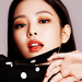 Jennie Icons - black-pink icon