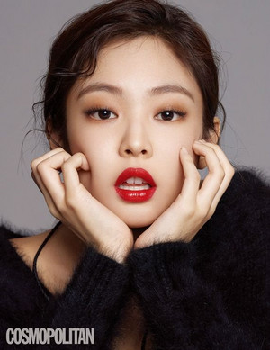 Jennie for Cosmopolitan Korea March issue