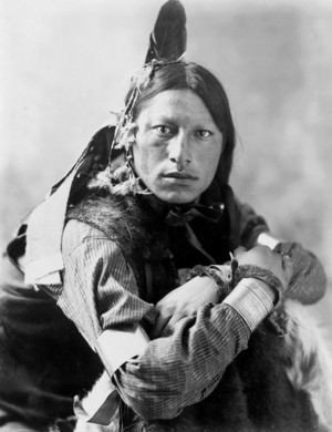 Joseph Two Bulls (Dakota Sioux)