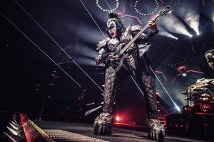 Kiss ~Dallas, Texas...February 20, 2019 (American Airlines Center)