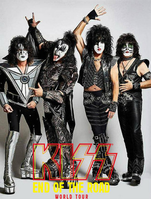 KISS ~End of the Road Tour