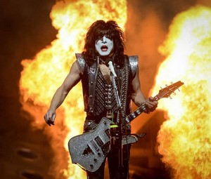 Kiss ~Fresno, California...February 8, 2019 (Save Mart Center)