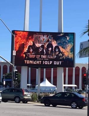 Kiss ~Inglewood, California...February 16, 2019 (The Forum)
