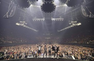 KISS ~Inglewood, California...February 16, 2019 (The Forum)
