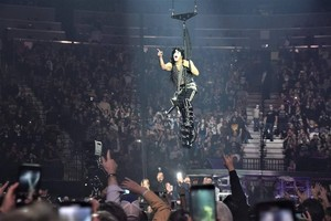 Kiss ~Las Vegas, Nevada...February 15, 2019 (T-Mobile Arena)