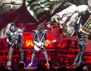 KISS ~Minneapolis, Minnesota...March 4, 2019 (Target Center)