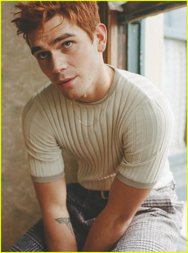 Riverdale (2017 TV series) wallpaper called KJ Apa on the cover of ASOS Magazine's Spring 2019 issue