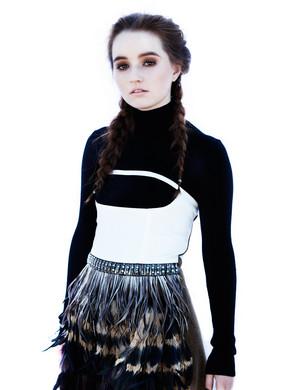 Kaitlyn Dever - Flaunt Photoshoot - 2014