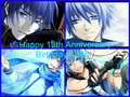 Kaito 13th Anniversary Birthday - anime photo