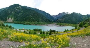 Kapchagay, Kazakhstan
