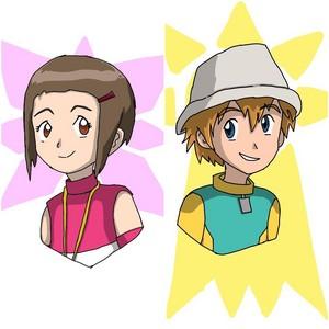 Kari and TK