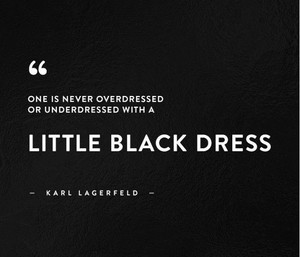 Karl Lagerfeld Inspiration 🖤