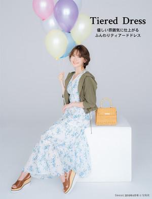 Kojima Haruna for 31 Sons de mode 10th Anniversary