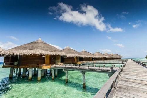 Maldives वॉलपेपर entitled Kuramathi, Maldives