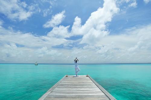 Maldives Обои entitled Kuramathi, Maldives