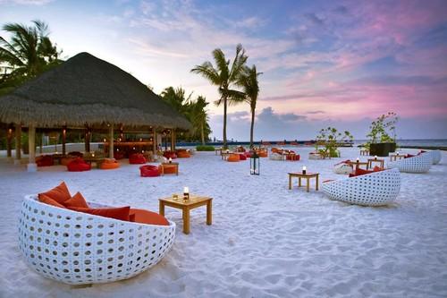 Maldives वॉलपेपर called Kuramathi, Maldives