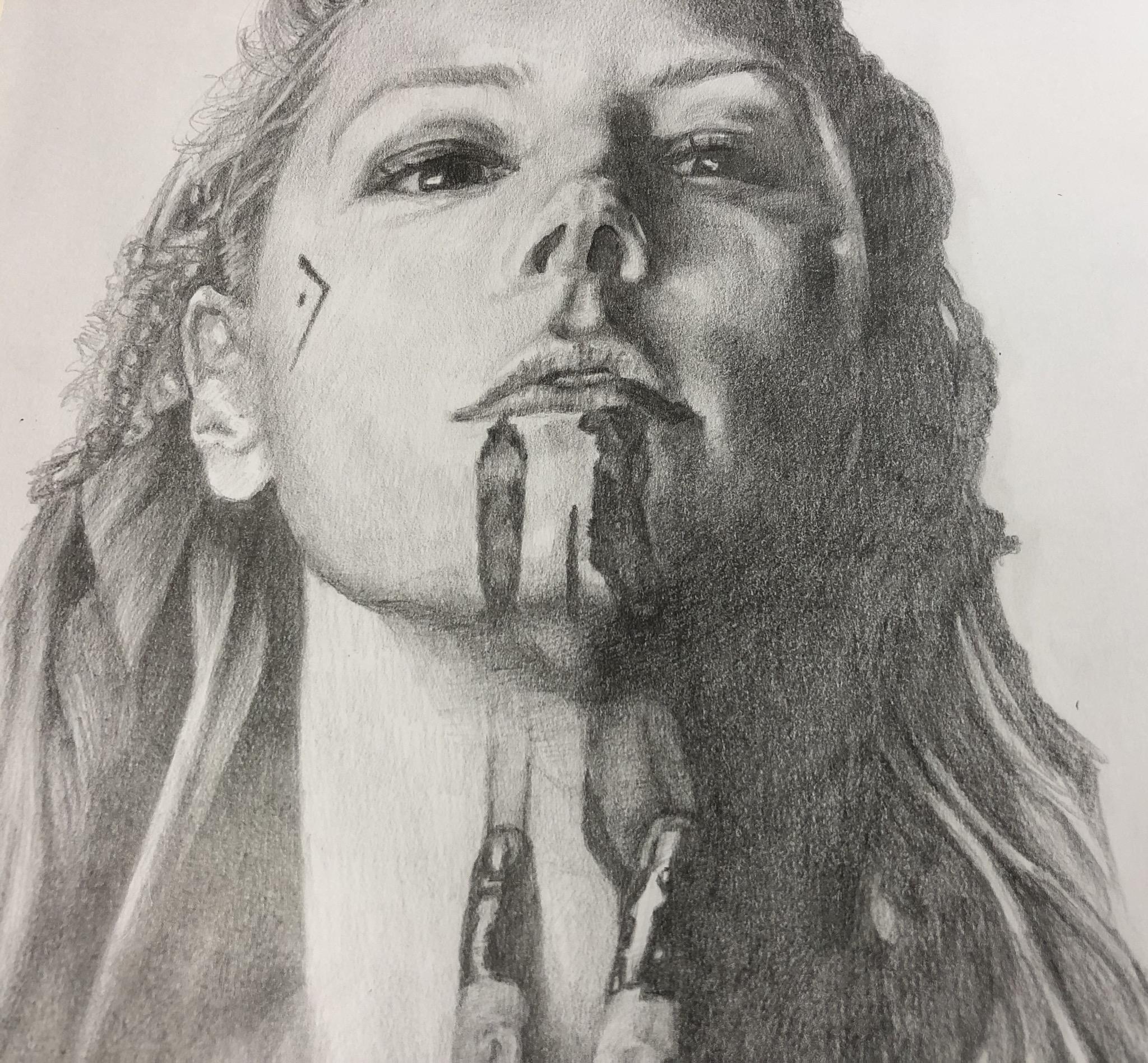 Lagertha 粉丝 art