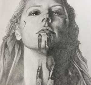 Lagertha fan art