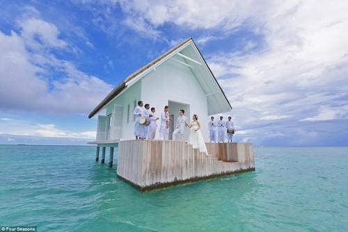 Maldives वॉलपेपर entitled Landaa Giraavaru, Maldives