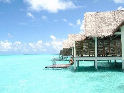 Maldives वॉलपेपर called Landaa Giraavaru, Maldives