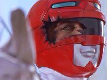 Leo Red Galaxy Ranger 9