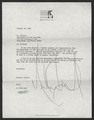 Letter From Michael Jackson - michael-jackson photo