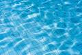 Light Blue Textured Ripple Swimming Pool Water