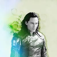 Loki Odinson - god of mischief