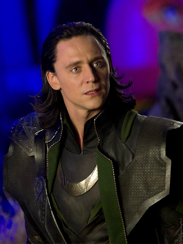 Loki (Thor 2011) achtergrond entitled Loki ~The Avengers (2012)