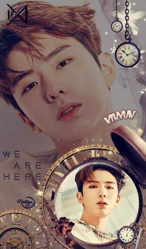 KIHYUN #LOCKSCREEN