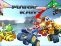 Mario Kart 7 - super-mario-bros wallpaper